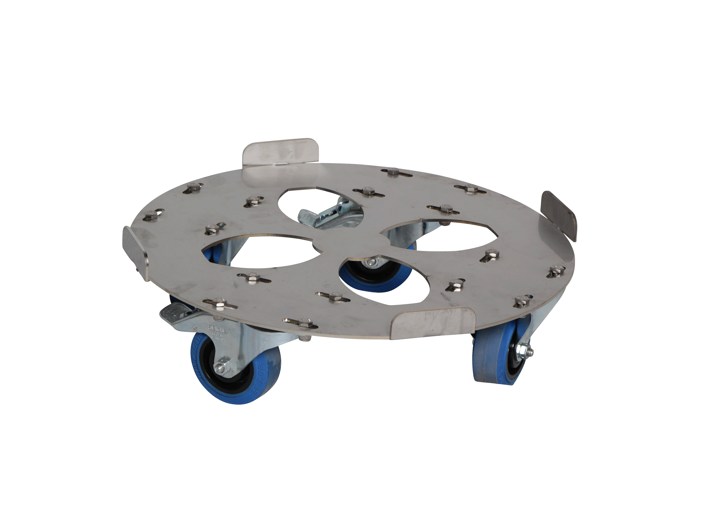 Wheel Support For Draw Off Syrup Tank H2o Innovation Erabliere